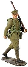 W Britain Soldiers 23066 World War I British Infantry Marching With Full Kit