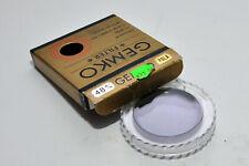 Gemko 48mm CPL Polarizer Camera Filter *New Old Stock*