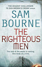 The Righteous Men by Sam Bourne (Paperback) NEW BOOK
