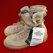 NWT ROCKY 790G Men's Army Temperate Weather Combat Boots GORE-TEX  8.5W 8.5 WIDE