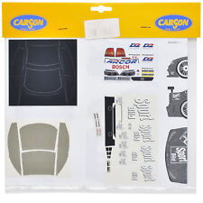 Decal Sheets 1:24 Speedy Opel Sport Picture DTM Angle Hock Carson 69170 800040