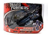 Transformers Automorph Technology - Blackout Voyager Class Action Figure