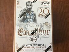 2014//15 Panini Excalibur NBA  BOX & 1 AUTO OR MEMORABILIA CARD PER BOX  RETAL