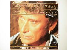 Johnny Hallyday Maxi 45Tours vinyle Les Vautours nouvelle version maxi