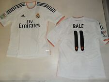 2949 ADIDAS TG XXL REAL MADRID MAILLOT BALE 11 T-SHIRT HAUT JERSEY MAILLOT