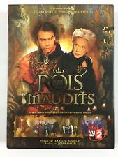 Les Rois maudits L'INTEGRALE De La Série Coffret 3 DVD Jeanne Moreau