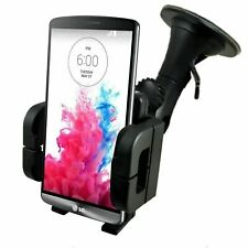 Windscreen Mount Suction Mobile Phone Mp4 Mp3 Pda Holder In Car Kit Cradle