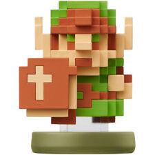 8-Bit Link Amiibo The Legend of Zelda (Nintendo Wii U, 3DS, Switch)