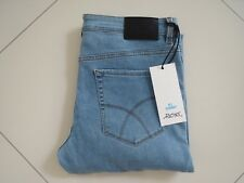 Riders by Lee Men's R1 Skinny Blue Seeker Stretch Jeans  Size: 34 x 33