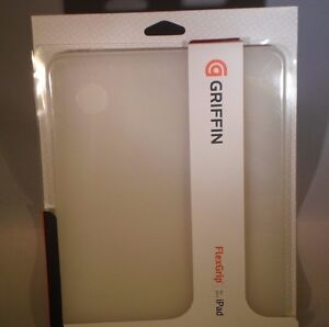 I-Pad Griffin Flex-Grip Gel Skin Protective Cover Color Clear               TC23