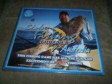 STARLO FISHING FOREVER AUSTRALIA ~ NEW & SEALED