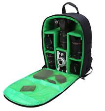 Black Camera Bag Backpack Large 16