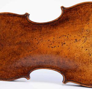alte geige zettel Pallotta 1799 violine old italian violin violon viola cello