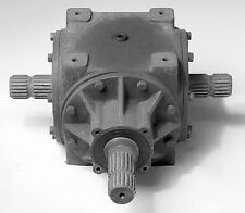 """150 HP """"T"""" Box, 1:1.46 Ratio, 1 3/4"""" 20 z Shafts, Shipping included"""
