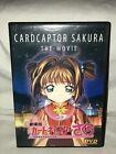 Cardcaptor Sakura: The Movie Japanese Japan Rare Version (DVD, 2002)