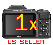 1x Nikon Coolpix L820 Camera LCD Screen Protector Cover Guard Shield Film