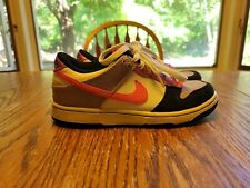 Rare Nike Dunk Low 6.0 pink and black Size 7.5