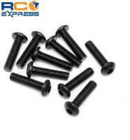 HPI Racing Button Head Screw M4x16mm Hex Socket Baja (10) HPI94556