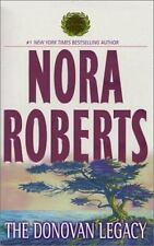 The Donovan Legacy by Nora Roberts PB Captivated Entranced Charmed