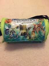 Skylanders Giants Official Power A Figure Play Mat Storage Carry Case Bag