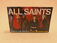 All Saints Under The Bridge/Lady Marmalade Cassette Single UK