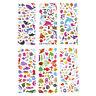1pc 3D puffy bubble sticker toys kids cartoon fish 3D stereo stickers tDSYBH CRI