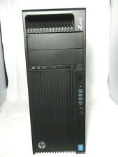 HP Z440 Workstation Xeon E5-1620 V3 3.5Ghz 8GB 500GB Quadro K2200 4GB GDDR5 W10P