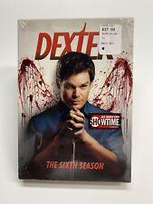 Dexter: Season 6 [DVD] Brand New