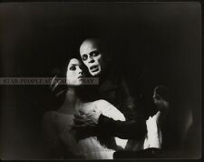 KLAUS KINSKI - ISABELLE ADJANI - NOSFERATU PHANTOM DER NACHT GERMAN PRESS  PHOTO