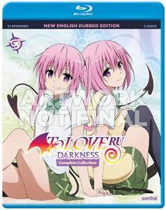 To Love Ru Darkness Blu-ray
