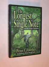 The Longest Single Note - SIGNED by Peter Crowther and Michael Marshal Smith