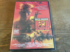 Red Scorpion  [ DVD ] NEU OVP Dolph Lundgren