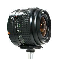 Pentacon Prakticar 28mm f2.8 Wide Angle Lens -Clean- Fits Praktica PB fit lenses