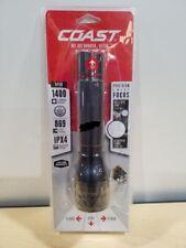 Coast G450 1400 Lumens IPX4 Flashlight