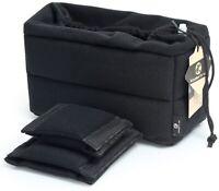 Koolertron Padded DSLR Camera Insert Shockproof Camera Bag with Partitions