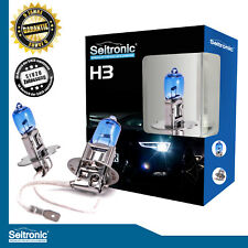 H3 55Watt Halogen Xenon Look Scheinwerfer Lampen DUO-Pack GOLD EDITIO LONGLIFE 5