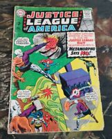 Dc Justice League Of America #42 1966 Comic Metamorpho JLA