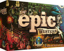 Tiny Epic Western Micro Board Game Gamelyn Games GG601 Mini Old West Card