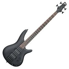 Ibanez SR300EB-WK Bass Guitar, Withered Black