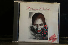 Miriam Makeba-The Queen of African Music