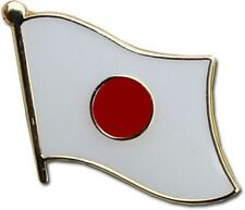 Japan Japanese Country Flag Bike Motorcycle Hat Cap lapel Pin