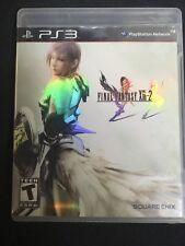 Final Fantasy XIII-2 13-2 (Playstation 3, 2012)