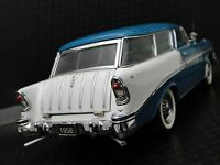 Chevy 1956 Nomad Chevrolet Built 1 25 Pickup Truck Vintage Model Car 1955 1957
