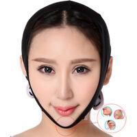 Face V-Line Slim Lift Up Mask Cheek Chin Slimming Strap Belt Skin Firming