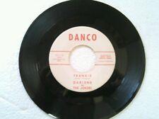 "Darlene Yoshimoto & The Jokers ""Frankie"" DANCO 115"