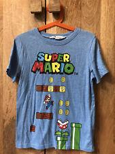 H&m Super Mario Tee Age 6-8