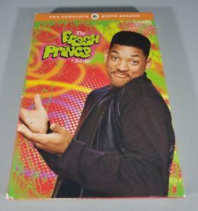 The Fresh Prince of Bel-Air: Season 6 DVD