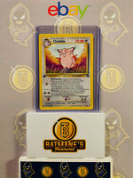 Clefable 17/64 1st Edition LP Lightly Played Jungle Set Rare Non-Holo Pokemon