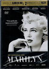 Mi semana con Marilyn (DVD Nuevo)