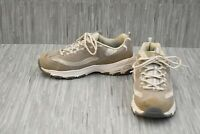 Skechers D'Lites Me Time 11936W Comfort Sneakers - Women's Size 10W, Taupe